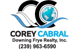 Corey Cabral Naples Real Estate Agent Logo