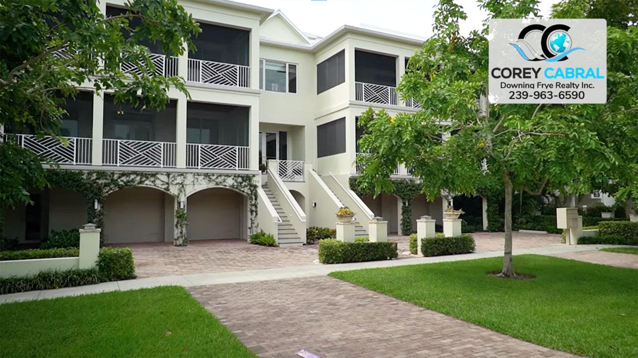 Par La Ville Home Real Estate in Naples, Florida