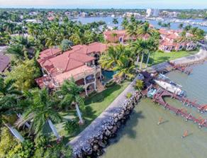 Aqualane Shores Real Estate Homes for Sale in Naples, Florida