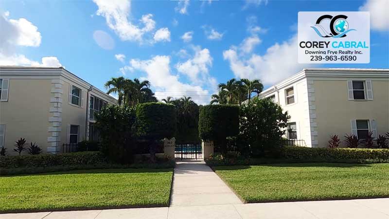 Ashley Court Condo Real Estate in Old Naples, Florida