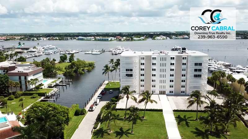 Bay Terrace Condo Real Estate in Old Naples, Florida