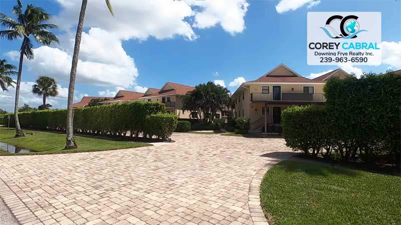 Bayside Villas Real Estate Old Naples, Florida