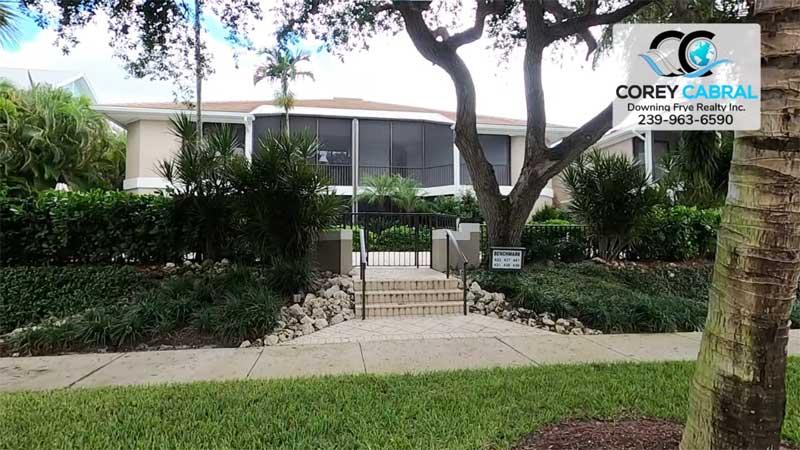 Benchmark Condo Real Estate in Old Naples, Florida