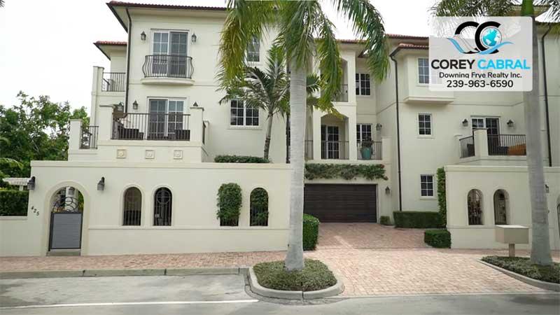 Blue Marlin Real Estate Old Naples, Florida