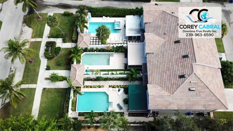 Bougainvillea Gardens Real Estate Old Naples, Florida
