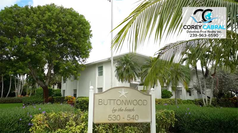 Buttonwood Real Estate in Old Naples, Florida