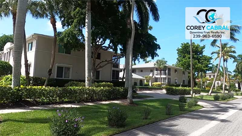 Cambier Court Real Estate Old Naples, Florida