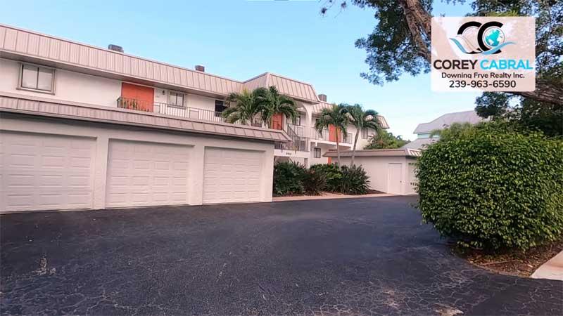 Cardinal Court Condo Real Estate in Old Naples, Florida