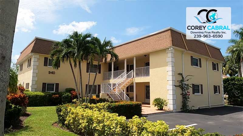Chatelaine Apartments Real Estate Old Naples, Florida