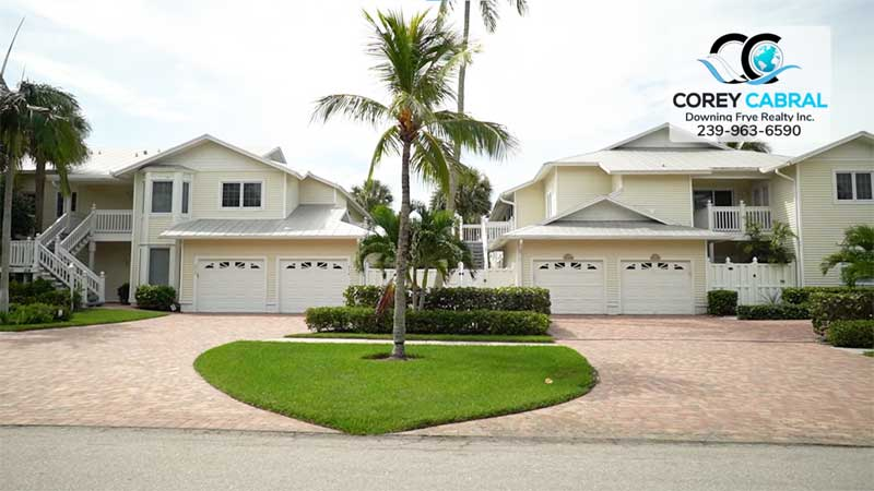 Coconut Grove Condo Real Estate in Old Naples, Florida