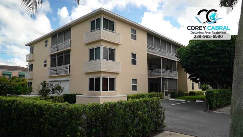 Coral Club Condo Real Estate in Old Naples, Florida