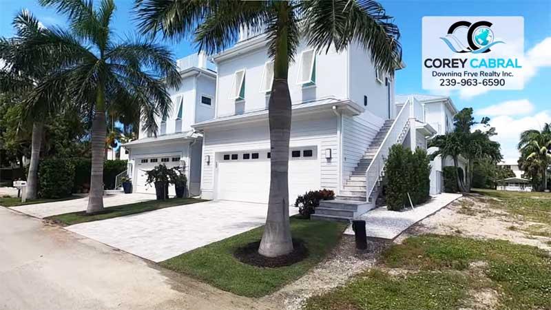 Cove Villas Real Estate Old Naples, Florida
