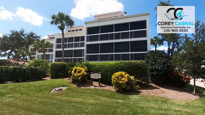 Dorset Club Condo Real Estate in Old Naples, Florida