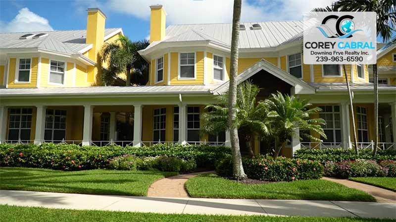 Flamingo Hideaway Condo Real Estate in Old Naples, Florida