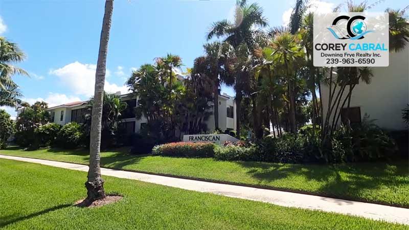 Franciscan Gardens Real Estate Old Naples, Florida