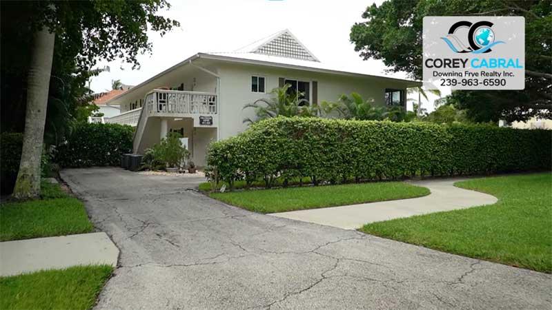 Franklin Arms Condo Real Estate in Old Naples, Florida