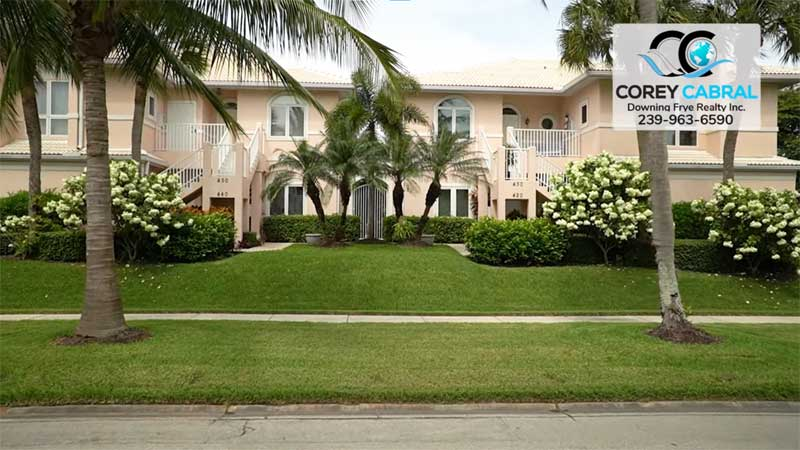 Gulf Breeze of Old Naples Real Estate in Old Naples, Florida