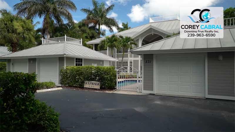 Gulfwalk Condo Real Estate in Old Naples, Florida