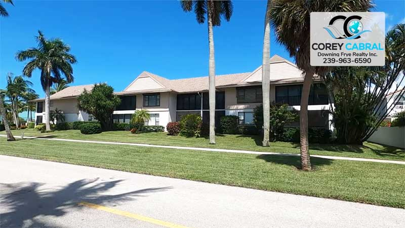 Holly Lee Condo Real Estate in Old Naples, Florida