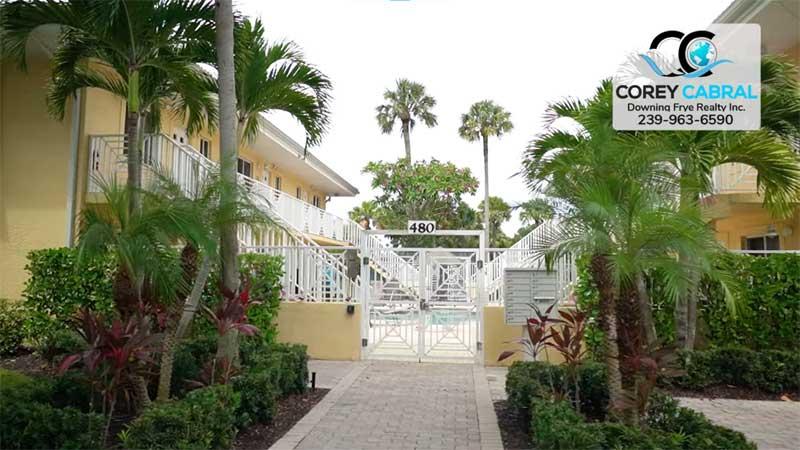 Kensington Gardens Real Estate Old Naples, Florida