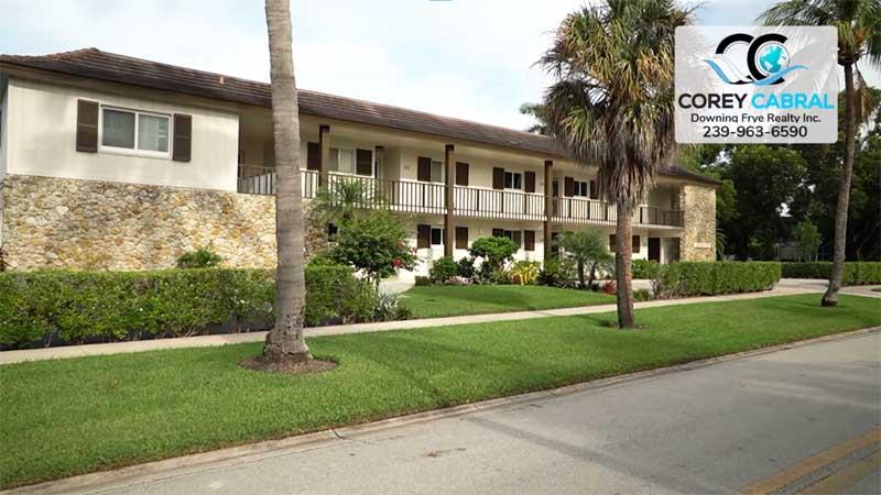 Landing Condo Real Estate in Old Naples, Florida