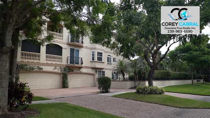 Lantana Condo Real Estate in Old Naples, Florida