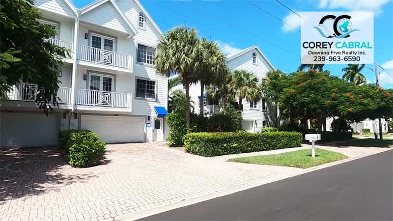 Mara Villa Real Estate Old Naples, Florida