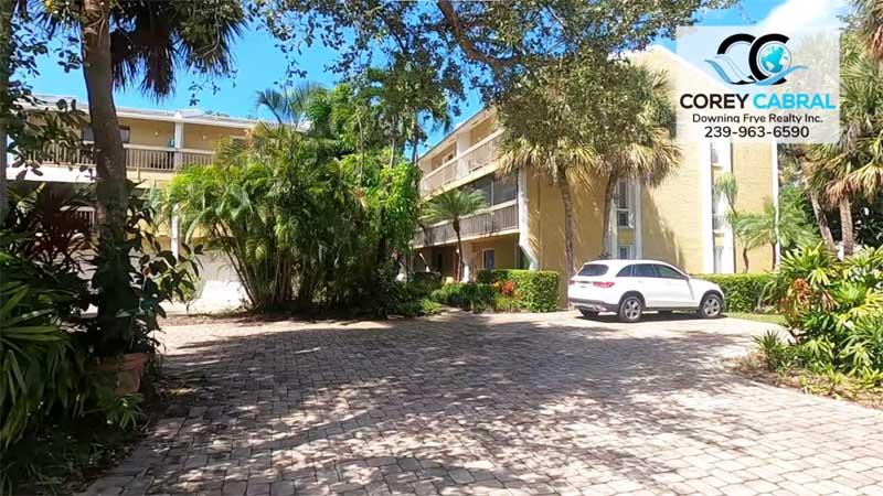 Naples Marina Villas Real Estate in Old Naples, Florida