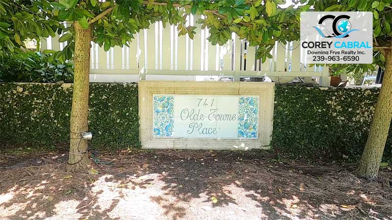 Old Towne Place Real Estate Old Naples, Florida