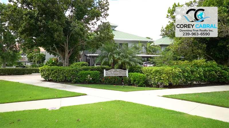 Old Westlake Villas Real Estate Old Naples, Florida