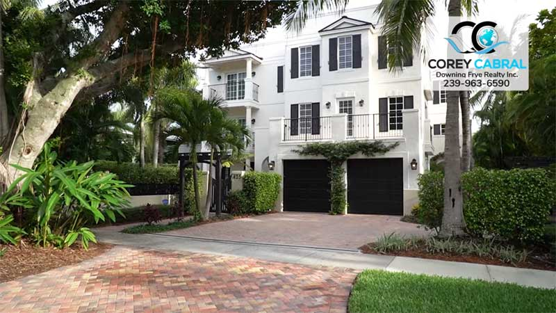 Orchid Place Condo Real Estate in Old Naples, Florida