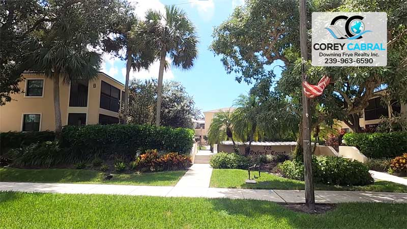 Oxford Court Real Estate Old Naples, Florida