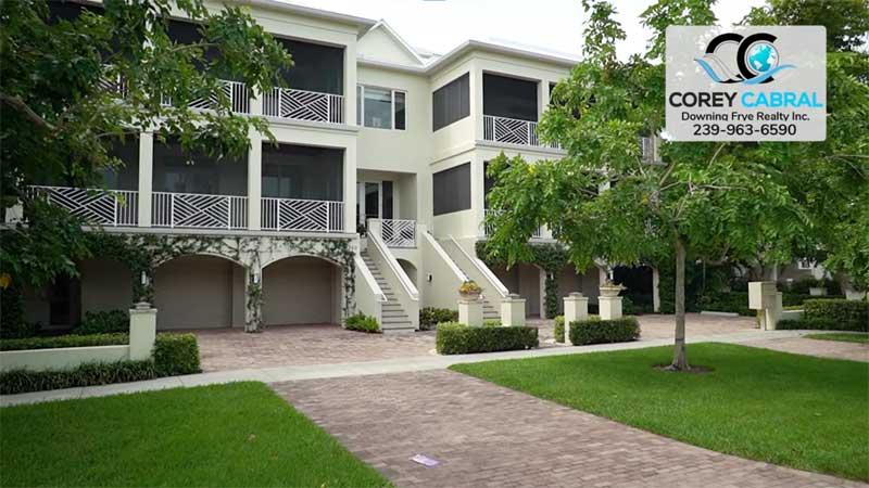 Par La Ville Real Estate in Old Naples, Florida