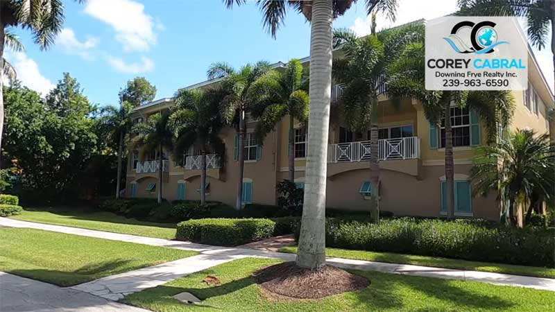 Parkside Off 5th Condo Real Estate in Old Naples, Florida
