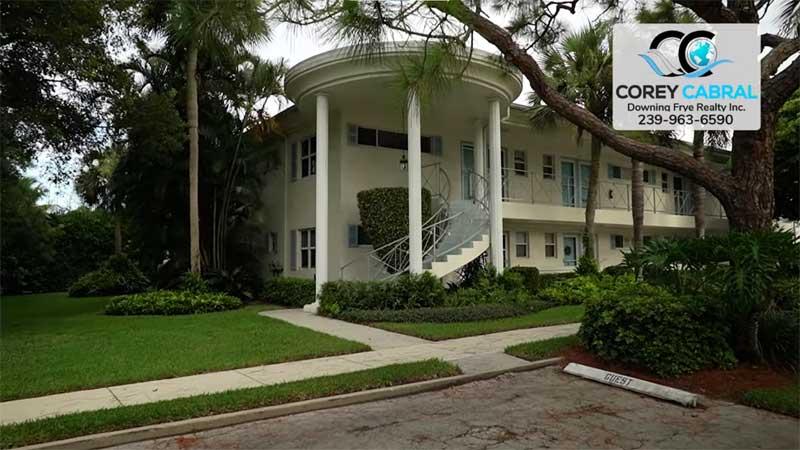 Plantation Real Estate Old Naples, Florida