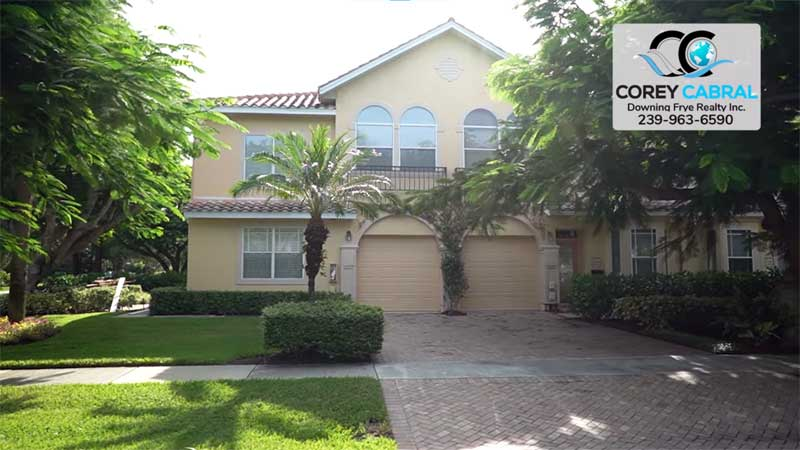 Poinciana Heights Real Estate Old Naples, Florida