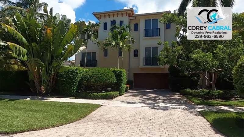 Rose Villas Real Estate Old Naples, Florida