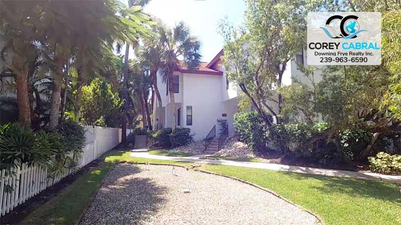 Sandpiper Cove Condo Real Estate in Old Naples, Florida