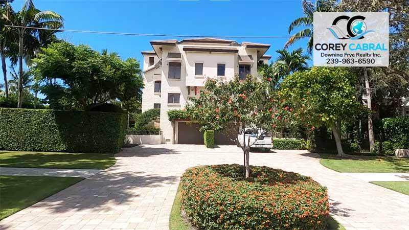 Sandy Lane Condo Real Estate in Old Naples, Florida