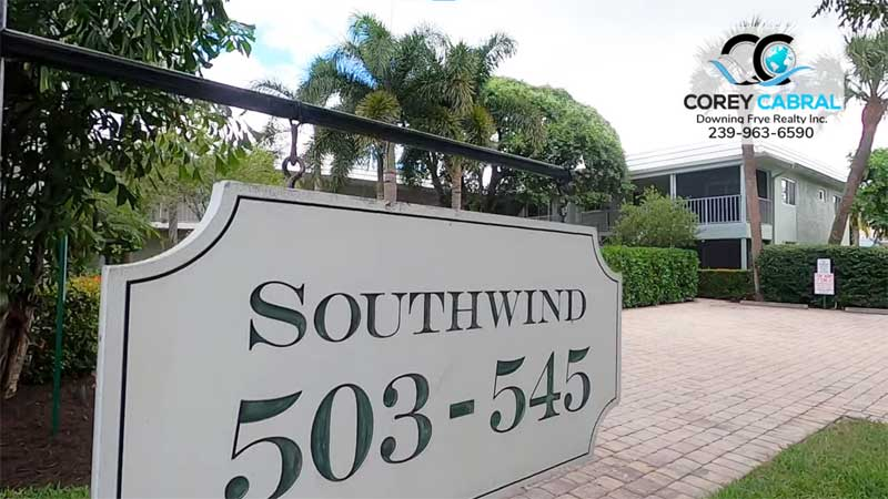 Southwinds Apartments Real Estate Old Naples, Florida