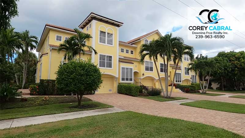 Spellbinder Villas Real Estate Old Naples, Florida