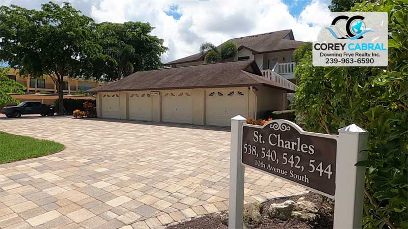 St. Charles Condo Real Estate in Old Naples, Florida