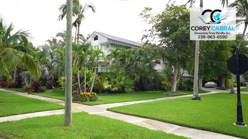 Stones Throw Condo Real Estate in Old Naples, Florida