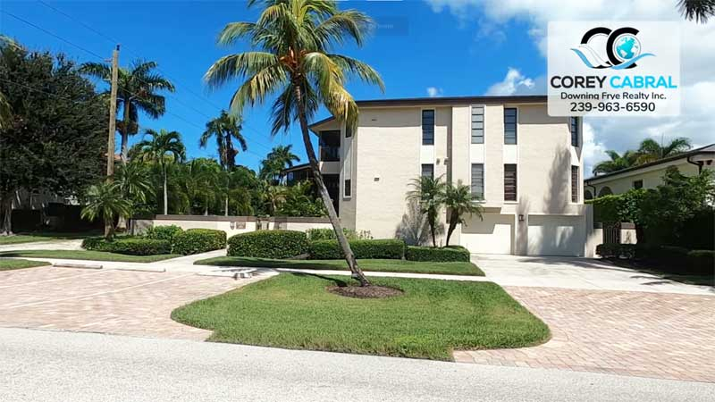 Suntide on Tenth Real Estate Old Naples, Florida