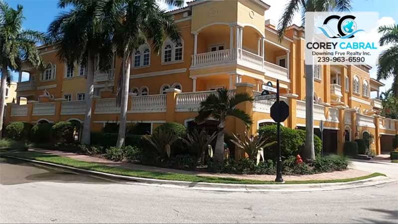 The Colonnade on 5th Real Estate Old Naples, Florida