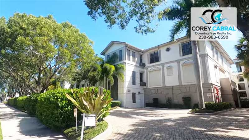 Victor del Rey Real Estate Old Naples, Florida