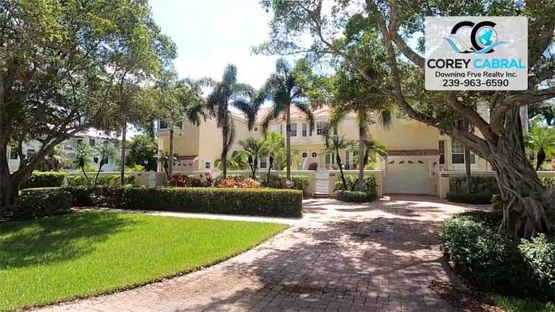 Villas Ravello Real Estate Old Naples, Florida